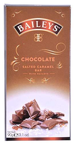 Baileys Salted Carmel Chocolate Bar, 90G