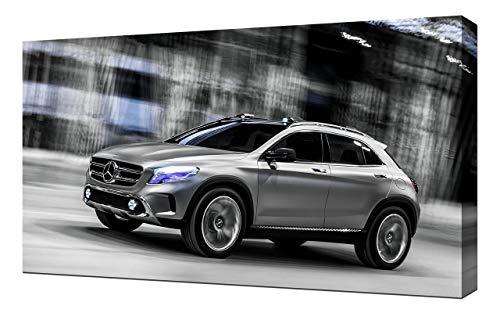 Mercedes-Benz GLA-Concept-V6-1080 - Lienzo decorativo