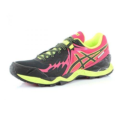 ASICS Gel Fuji Endurance Plasmashield Donna Scarpe da Trail Running - Pink-8.5
