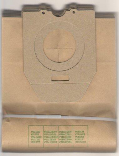 ps2 - sacchetto aspirapolvere di ricambio compatibile con marca Philps [confezione 10 pezzi]