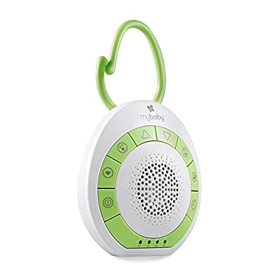 MyBaby Soundspa On-the-Go - Portable White Noise Machine from Homedics