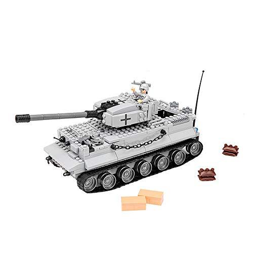 350 unids Bloques de construcción Militar Montaje Bloque Coche Tanque protección del Medio Ambiente niños Puzzle Juguete de Regalo
