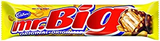 Lot of 10 Packs of Mr. Big Chocolate Bars 60g Each BAR The Great Taste of Canada Chocolate bar