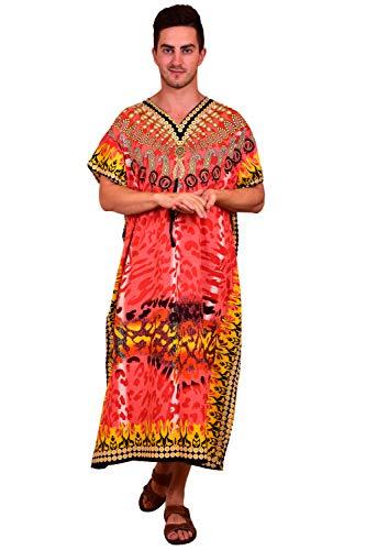 eloria Dashiki Spitze Hemd Tribal African Boho Frauen Kaftan Hippie Männer Bluse