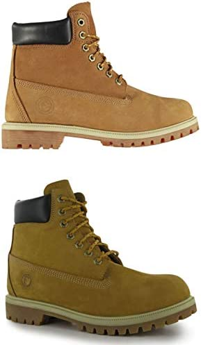 Firetrap 6in Ankle Boots Mens Shoes