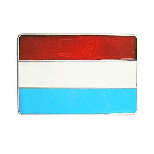 Urban Backwoods Netherlands Flag Gürtelschnalle für Wechselgürtel Buckle