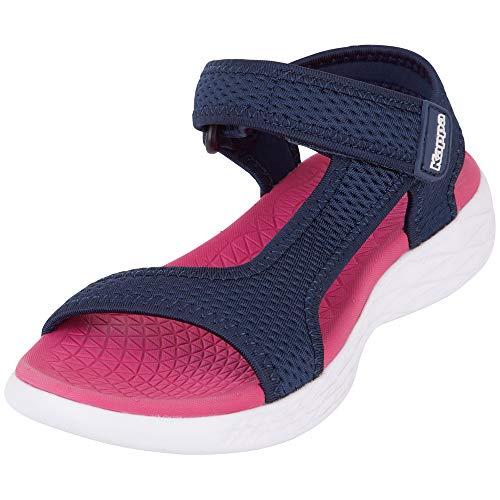 Kappa Unisex Vedity Ii Walking Schuh, Blau, 42 EU