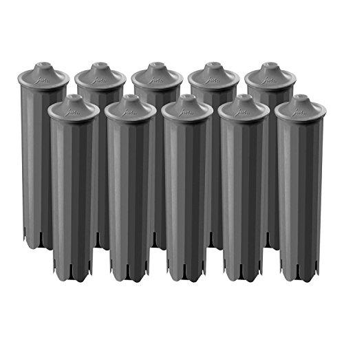 Jura 71793 Claris Smart Lot de 10 cartouches de filtre