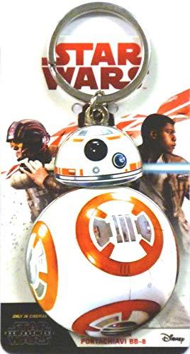 BB8 Star Wars Licensed metal Keyring