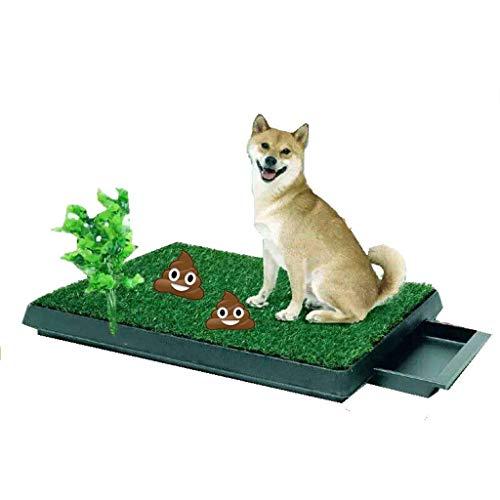 Caja de arena for gatos Perro Aseo cubierta del cojín de entrenamiento,...