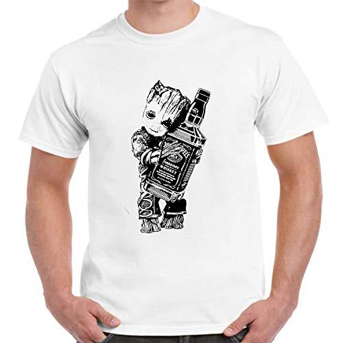 Official Baby Groot Hug Jac_k Daniel's Shirt, T Shirt, Hoodies, Long Sleeve, Tank Top for Men Womens Black