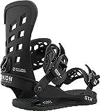 Union Attacchi Snowboard STR Black 2021