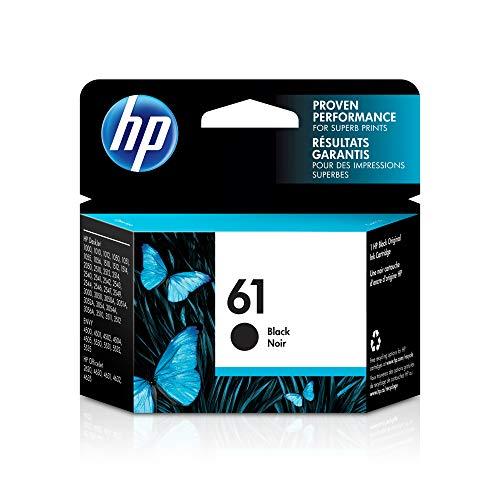 HP 61Tintenpatrone, Schwarz (CH561WN#140)