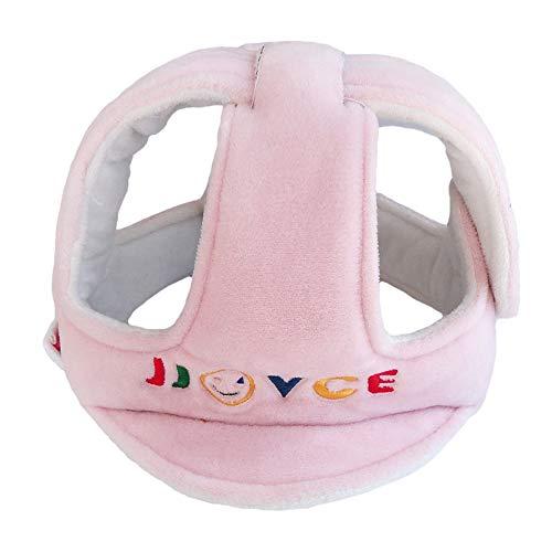 iwobi Baby Helmet Schutzhelm Babyhelm Helmmütze Kopfschutzmütze für Kleinkind aus weicher Baumwolle Verstellbar