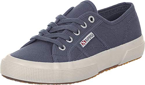 Superga 2750 COTU Classic, Zapatillas Unisex, Blue Shadow, 38 EU
