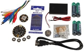 Best Price Square Flora, Wearable GPS Starter Pack 1090 by ADAFRUIT Industries