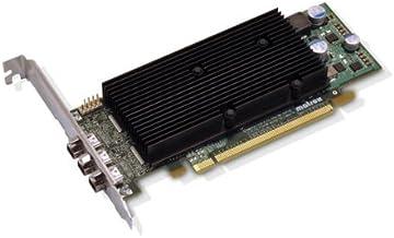 Matrox M9138-E1024LAF - Tarjeta gráfica (1 GB, GDDR2, 128 bit, 2560 x 1600 Pixeles, PCI Express x16)