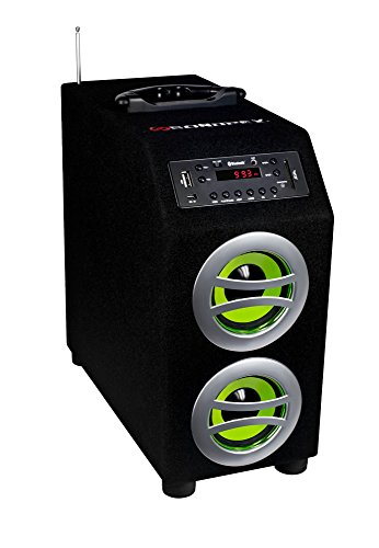 Sondpex CSF-D45B Portable Bluetooth Speaker System and Music Player