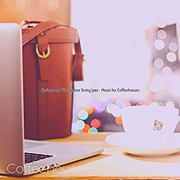 Clarinet and Vibraphone Swing Jazz - Music for Coffeehouses