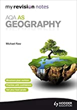 My Revision Notes: Aqa As Geography