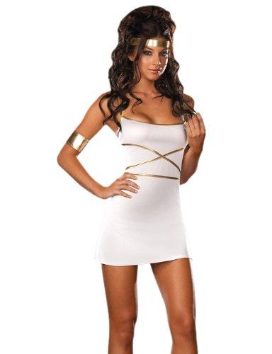 Cesar - Disfraz de romana para mujer, talla L (5986L)