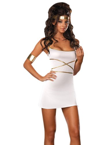 Cesar - 5986L - Costume - Dreamgirl - Déesse - Taille L