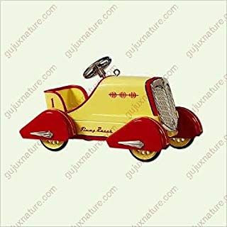 KIDDIE CAR CLASSIC #11 - 1935 TIMMY RACER 2005 Hallmark Ornament QXM8985