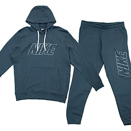 Nike Chándal para hombre Sportswear Club gris XL