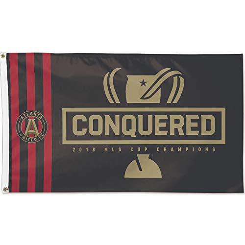 WinCraft Atlanta United FC MLS Cup Conquered 2018 Champions Flag