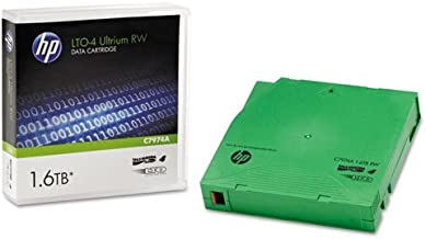 HP LTO Ultrium-4 Data Tape ( HP C7974A - 800/1.6TB), Model: 804887, Gadget & Electronics Store
