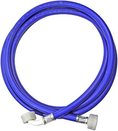 Spares2go - Manguera de alimentación de agua fría compatible con Hotpoint, lavadora Indesit (2,5 m)