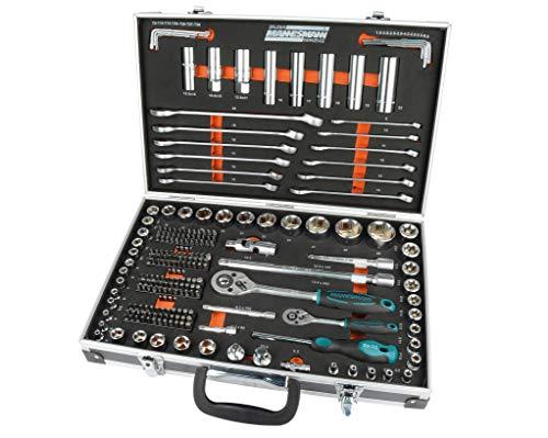 Brüder Mannesmann Werkzeuge M98432 Steckschlüsselsatz 232-tlg
