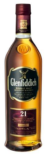 Glenfiddich 21 Jahre Single Malt Whisky (1 x 0.7 l)