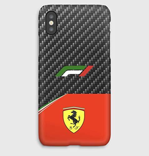 Amazon Com F1 Ferrari Iphone Case 11 11 Pro 11 Pro Max Xs Xs Max Xr X 8 8 7 7 6s 6 6s 6 5c 5 5s 5se 4s 4 Handmade