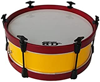 DB Percussion DB5470 - Tambor cadete 33 x 9 cm, color amarillo: Amazon.es: Instrumentos musicales