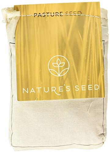 Nature's Seed Great Lakes/New England Poultry Pasture Blend, 1500 sq. ft.