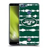 Head Case Designs sous Licence Officielle NFL Empreinte à Rayures à L'aquarelle New York Jets Art...