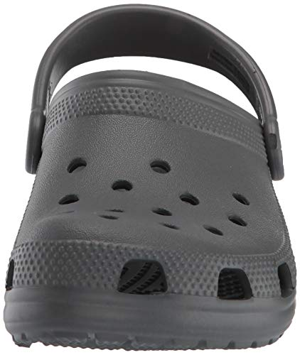 Crocs Classic, Zuecos Unisex Adulto, Slate Grey, 42/43 EU