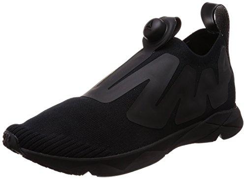 Reebok Pump Supreme Ultraknit ULTK All Black Sneaker Schuhe schwarz BS9521, Schuhgröße:45 EU