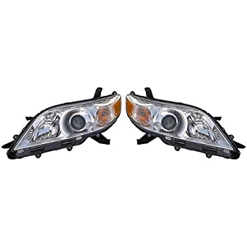 OE Replacement Headlight Assembly TOYOTA SIENNA 2011-2017 Partslink TO2502199