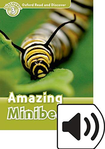 Oxford Read and Discover 3. Amazing Minibeasts MP3 Pack