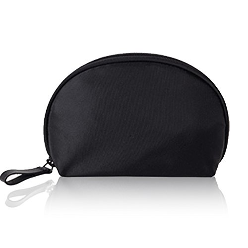 Cosmetic Bag,Mossio Lightweight Tote Bag Carry Case Travel Storage Black