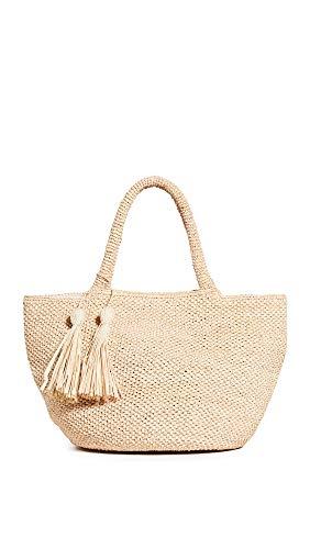 Mar Y Sol Women's Milos Bag, Natural, Tan, One Size