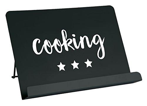 moses. Cook and Style 80636 Support pour livre de cuisine en métal