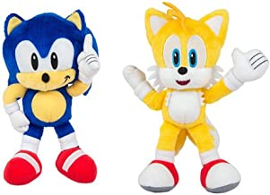 Sonic The Hedgehog 25th Anniversary Dr. Eggman 8 Plush