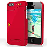 Kanto Factory - Carcasa para iPhone 5 y 5S, diseño de Pokémon Pokédex