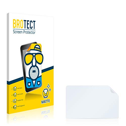 BROTECT Entspiegelungs-Schutzfolie kompatibel mit HP Spectre x360 15-ap006ng Bildschirmschutz-Folie Matt, Anti-Reflex, Anti-Fingerprint