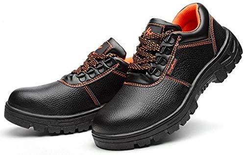 LS3-L36 ガレット デ ロワ (galette des Rois) ローカット ハイカット レディース 釘 防止 安全靴 作業靴 先芯入り スニーカー ブーツ シューズ 靴 耐油 防滑 踏み貫き LS3-L36 (23.0), オレンジ(ローカット)