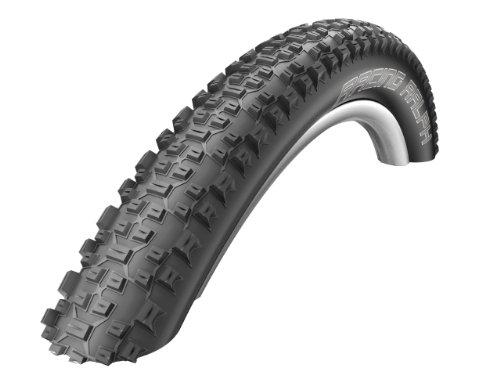 Schwalbe fietsband Racing Ralph HT Evo Tubular 50-622 B/B-SK HS425 PSC 107EPI EK, zwart, 29 x 2.00