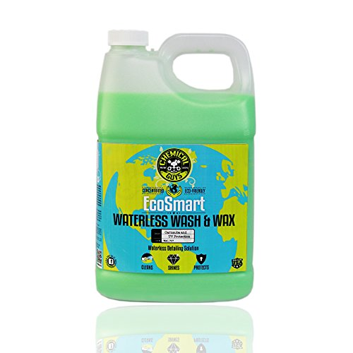 Chemical Guys WAC_707 EcoSmart Hyper Concentrated Waterless Car Wash and Wax (1 Gal)